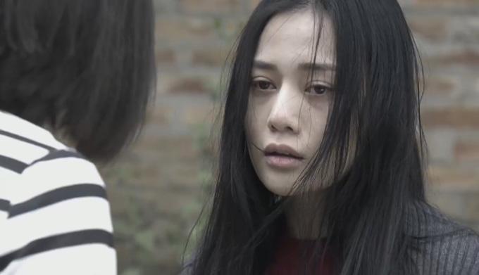 Phương Oanh khiến nhiều người rơi nước mắt khi diễn tả nỗi đau khổ trong tập 15.