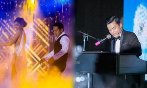 Sao Việt trổ tài vũ đạo, ca hát trong tiệc cưới của mình