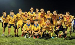 Đánh bại Khánh Hoà, Thanh Hoá giành ngôi Á quân V-League