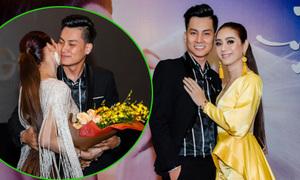 Lâm Khánh Chi: 'Nửa năm kết hôn vợ chồng tôi rất hạnh phúc'