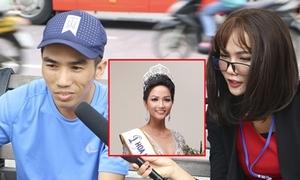 Hoa hậu H'Hen Niê bị chê già như phụ nữ 40