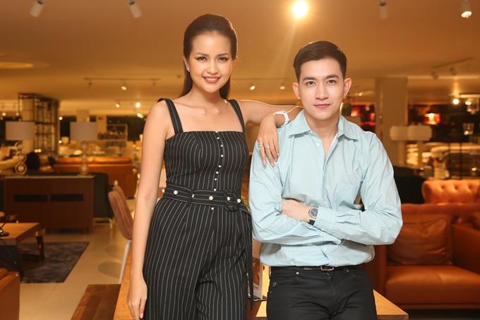 Ngọc Châu sinh năm 1994, từng giảnh giải quán quân Vietnams Next Top Model 2016, Hoa hậu Siêu quốc gia Việt Nam2018. Cô sẽ đại diện nước nhàdự thi quốc tế vào năm 2019. Riêng Võ Cảnh, sau thời gian dài làm mẫu, anh hiện lấn sân và tập trung lĩnh vực ca hát.