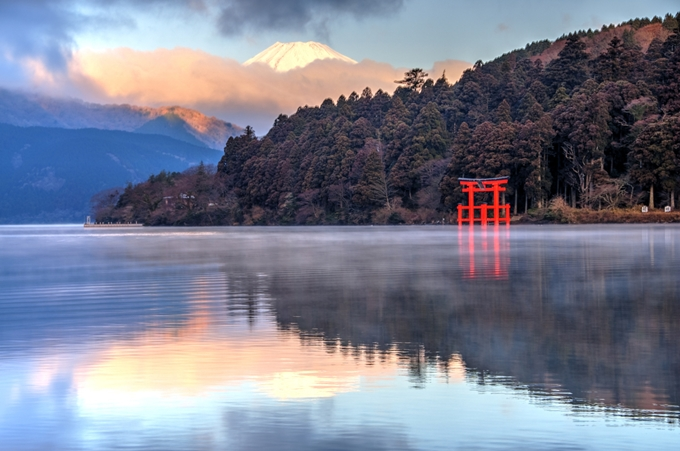 4 cổng Torii nổi tiếng ở xứ Phù Tang - 3