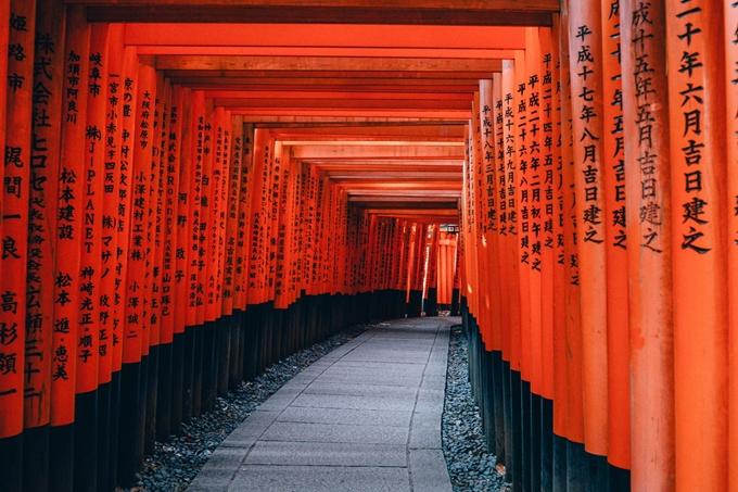 4 cổng Torii nổi tiếng ở xứ Phù Tang - 1