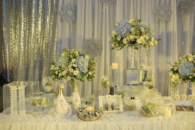 Tiệc cưới chủ đề \