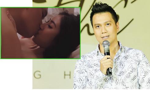 Việt Anh bị vợ dọa ly hôn vì đóng cảnh nóng trong MV của Quang Hà