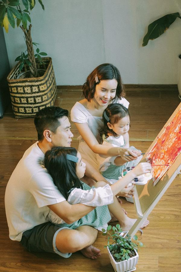 Gia đình là nguồn động lực lớnđể vợ chồng nhạc sĩ hoạt động nghệ thuật tích cực, ngày càng có nhiều sản phẩm chất lượng.