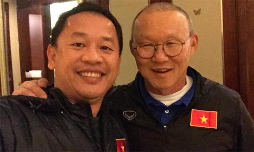 VFF tìm được trợ lý ngôn ngữ mới thay ông Lê Huy Khoa