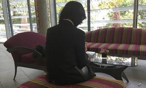 Vợ chủ tịch Interpol lo cho tính mạng mình và hai con