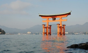4 cổng Torii nổi tiếng ở xứ Phù Tang
