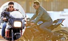 Tom Cruise phong độ không kém 32 năm trước khi quay 'Top Gun 2'