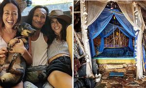 Người đàn ông Thái sống trong hang, ngủ với hàng chục cô gái