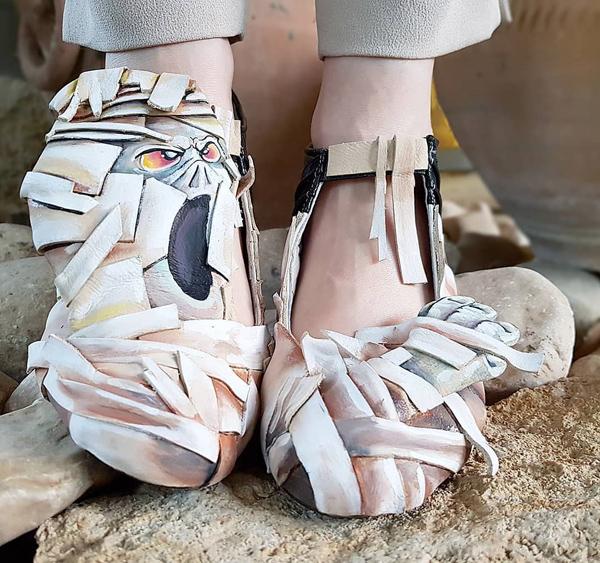 Những kiểu giày kỳ quái  - 8