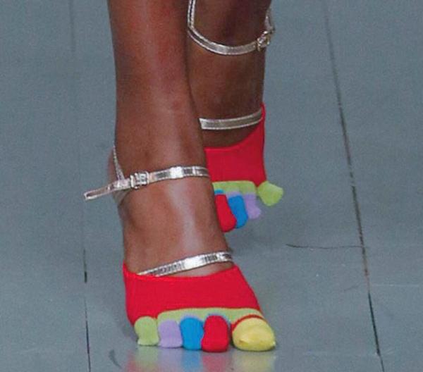 Những kiểu giày kỳ quái  - 9