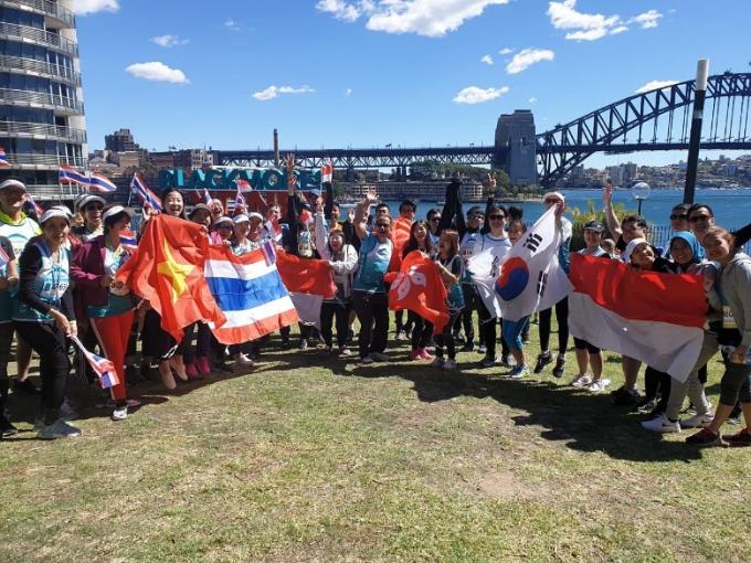 Công ty Mesa lần đầu dự giải việt dã Sydney Running Festival 2018 - 5