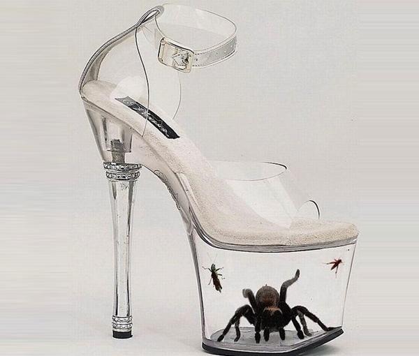 Những kiểu giày kỳ quái  - 3