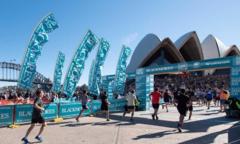 Công ty Mesa lần đầu dự giải việt dã Sydney Running Festival tại Australia