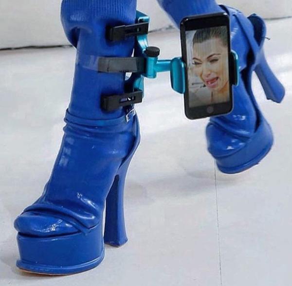 Những kiểu giày kỳ quái  - 4