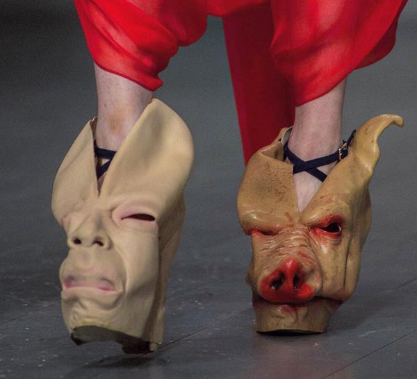 Những kiểu giày kỳ quái  - 7