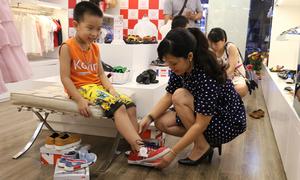 'Đổi giày cũ, nhận giày mới' cùng Crown Space