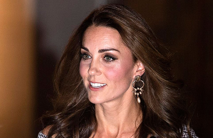 Duchess of Cambridge stuns in Erdem as she opens new V&A photography centre - two days before George and Charlottes starring role in the second royal wedding of the year - 11