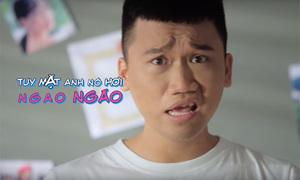 'Mr Cần Trô' Xuân Nghị vừa hát vừa diễn hài trong MV đầu tay