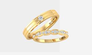 DOJI giới thiệu bộ sưu tập nhẫn cưới mới
