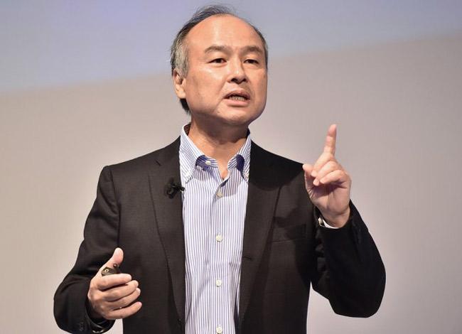 Masayoshi Son, 61 tuổi và là nhà đầu tư mạo hiểm quyền lực nhất trong lĩnh vực công nghệ, viễn thông. Ảnh: IB Times.