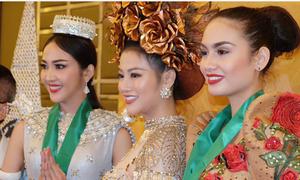 Trang phục dân tộc của Phương Khánh đẹp nhất châu Á tại Miss Earth