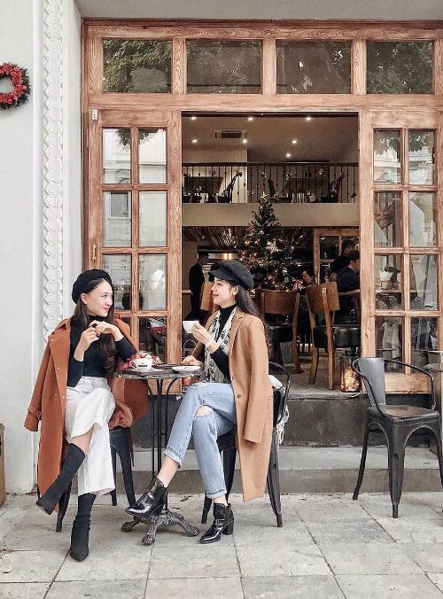 Những quán cà phê tận hưởng trời thu Hà Nội - 3