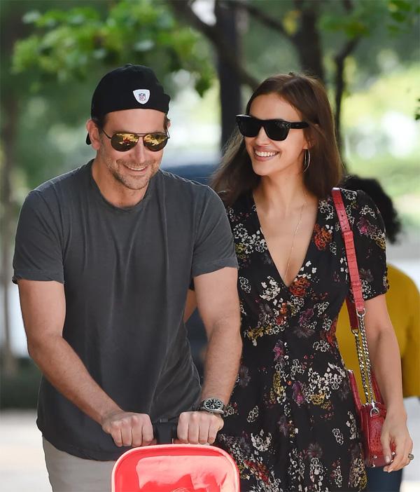 Bradley Cooper và Irina Shayk bị đồn bất đồng lối sống
