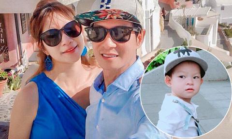 Con trai Lý Hải – Minh Hà bỏ ăn 10 ngày vì mắc bệnh tay chân miệng