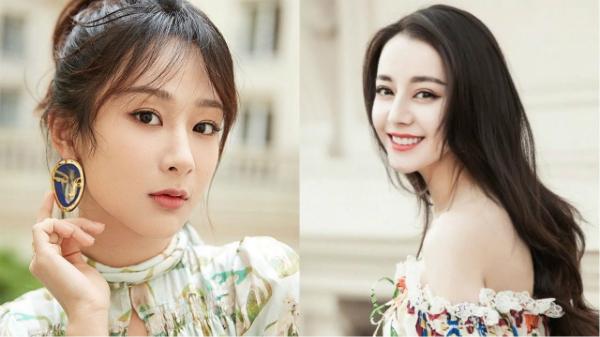 Nữ diễn viên Dương Tử và Địch Lệ Nhiệt Ba