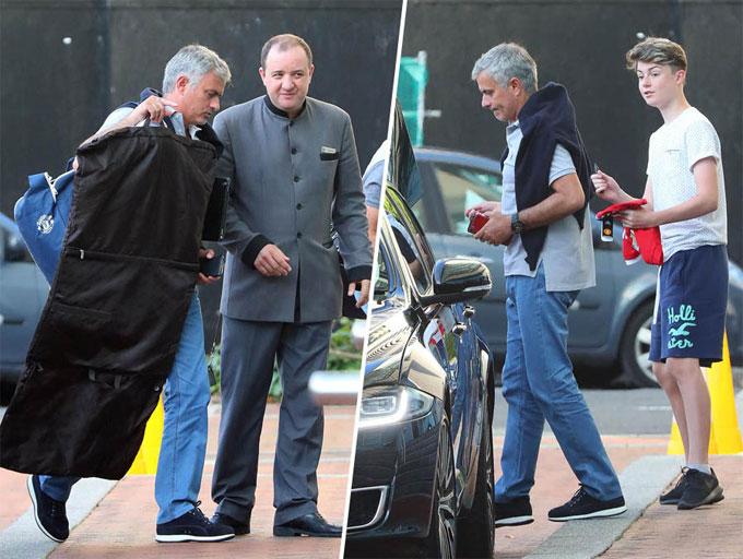 Vì sao Mourinho tốn cả gia tài để thuê khách sạn ở tạm