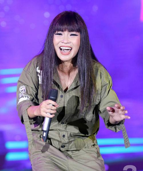 Phương Thanh cho biết, không hề có chuyện chị dọa đánh ca sĩ Mỹ Linh.