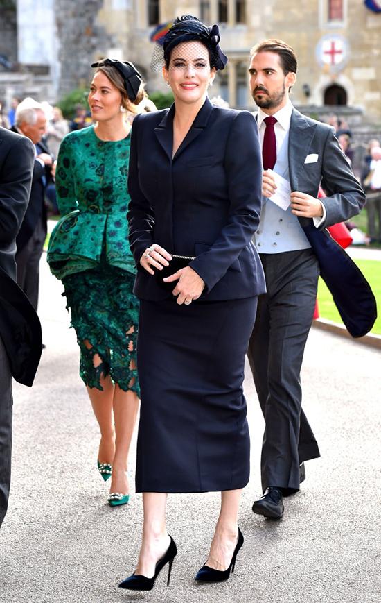 Diễn viên kiêm người mẫuLiv Tyler diện trang phục của nhà mốt Stella McCartney.