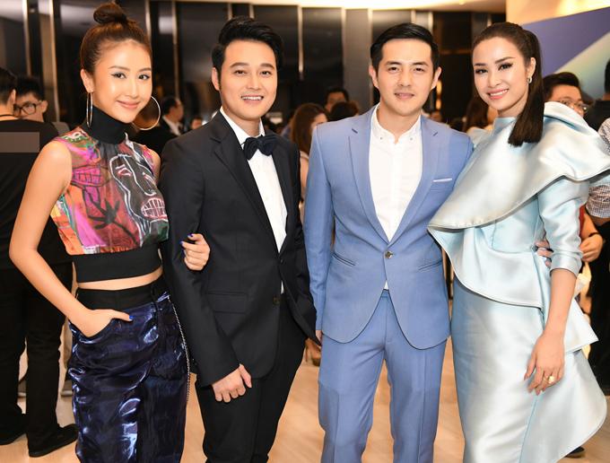 Sự kiện ở Malaysia còn có Quỳnh Anh Shyn tham dự.