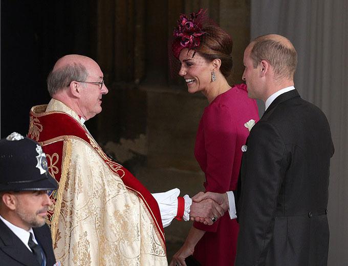 Nhiều người hâm mộ hoàng gia cho biết họ yêu quý Nữ công tước xứ Cambridge chính vì nụ cười của cô.