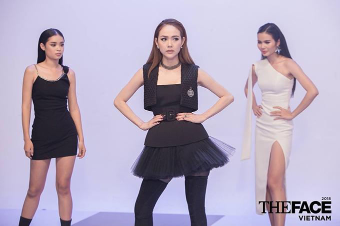 Ngày sau khi nhận được góp ý của Nam Trung và giám khảo Thiên Hương, Minh Hằng đã thay đổi đội hình để tạo nên cái kết đẹp cho phần thi.