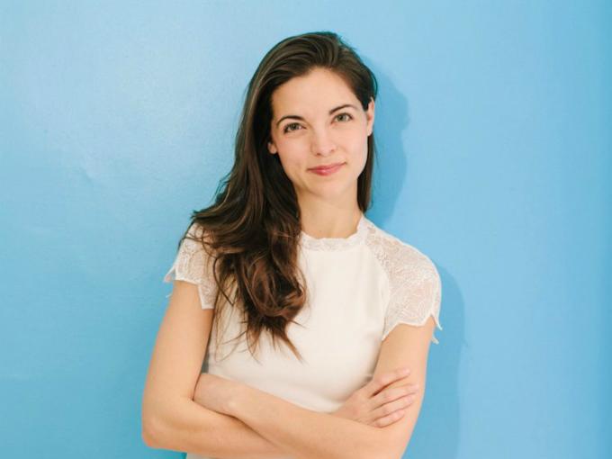 Kathryn Minshew ấp ủ sự nghiệp viên chức ngoại giao trước khivỡ mộng lúcđi công tác nước ngoài. Ảnh: Kathryn Minshew.