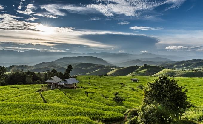 Nóc nhà Thái Lan - điểm đến 'all in one' ở xứ chùa vàng