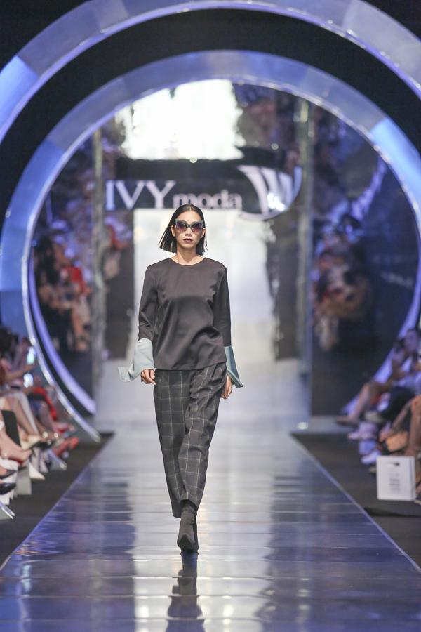 Âm hưởng châu Âu được làm mới trong thiết kế IVY moda Fall Winter 2018 - 1