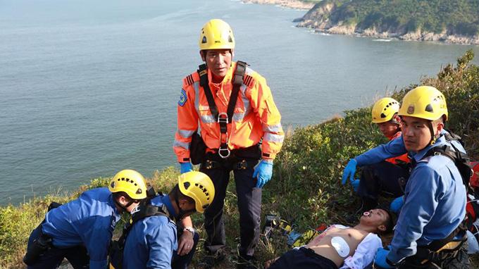 Trang phục, thiết bị cứu hộ được trang bị tỉ mỉ
