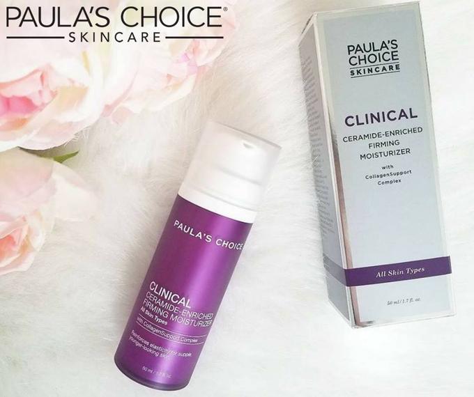 Dòng sản phẩm mới của Paulas Choice kết hợp ba thành phần dưỡng da thiết yếu.