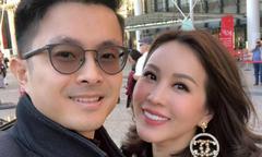 Hoa hậu Thu Hoài tâm sự về hạnh phúc sau chuyến du lịch với bạn trai kém tuổi