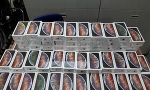 1.200 iPhone đời mới bị niêm phong ở sân bay Nội Bài
