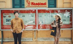 Cô gái Việt phá nguyên tắc để yêu chàng trai Hàn Quốc kém tuổi