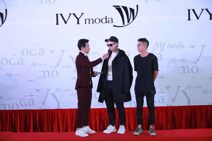 Hợp tác với NTK người Anh - Graeme Armour: Đâylàbước tiến của IVY moda nói riêng và thời trang Việt nói chung. Đại diệnIVY moda cũng cho biết, thương hiệu sẽchinh chiếnở thị trường nước ngoài, gần nhất là Nga và các nước Đông Nam Á trong thời gian gần.