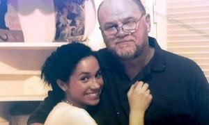 Bố của Meghan biết tin con gái có bầu từ vợ cũ