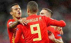 Kỷ lục buồn của tuyển Tây Ban Nha